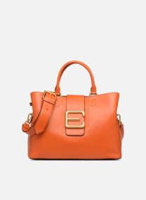 Borse Borse Solana leather large shopper