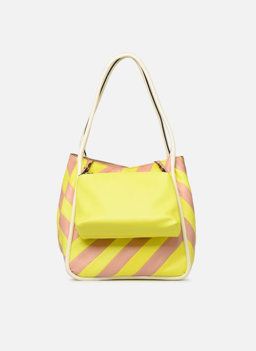 Sacs à main Essentiel Antwerp Sherrie medium hobo bag Jaune vue gauche