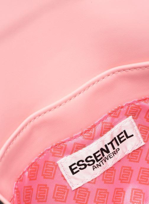 Portemonnaies & Clutches Essentiel Antwerp Swanya mini bum bag rosa ansicht von hinten