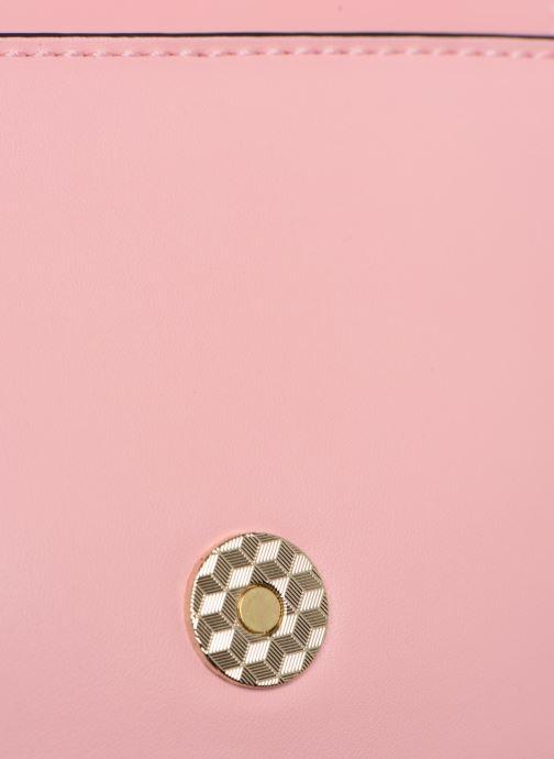 Portemonnaies & Clutches Essentiel Antwerp Swanya mini bum bag rosa ansicht von links