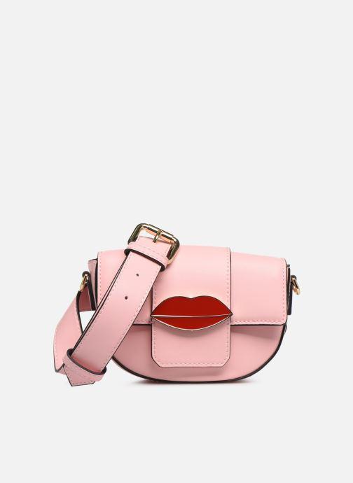 Portemonnaies & Clutches Essentiel Antwerp Swanya mini bum bag rosa detaillierte ansicht/modell
