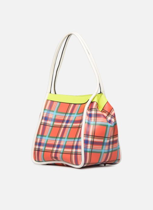 Borse Essentiel Antwerp Sanoma medium hobo bag Arancione modello indossato