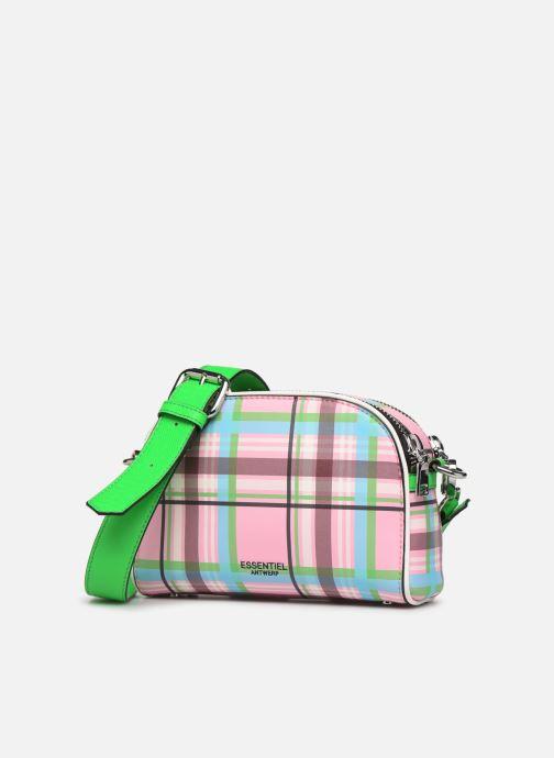 Sacs à main Essentiel Antwerp Santoni shoulderbag Multicolore vue portées chaussures