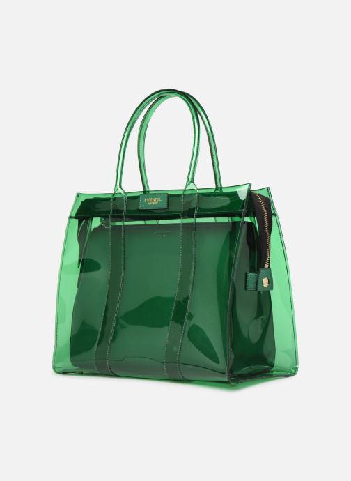 Handtassen Essentiel Antwerp Solomon medium shopper Groen model
