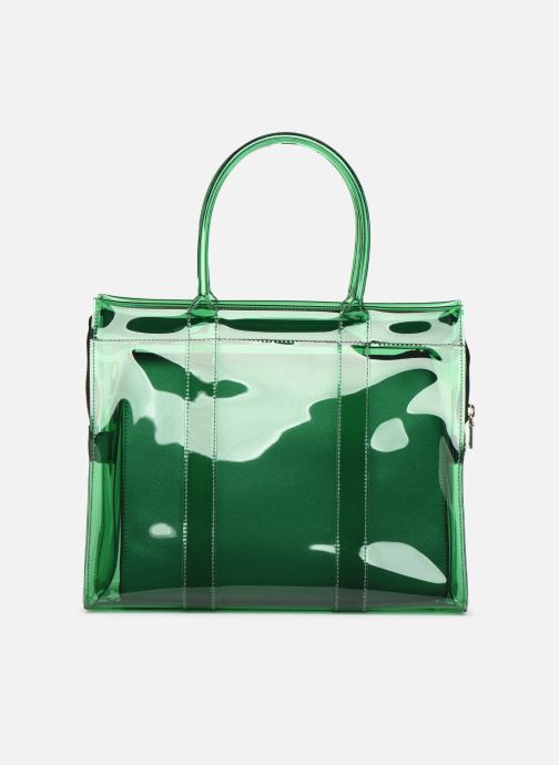 Handtassen Essentiel Antwerp Solomon medium shopper Groen voorkant