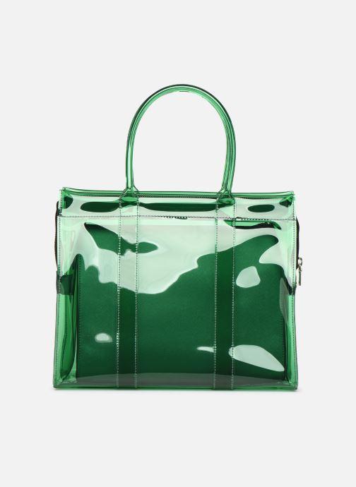 Handtassen Essentiel Antwerp Solomon medium shopper Groen voorkant