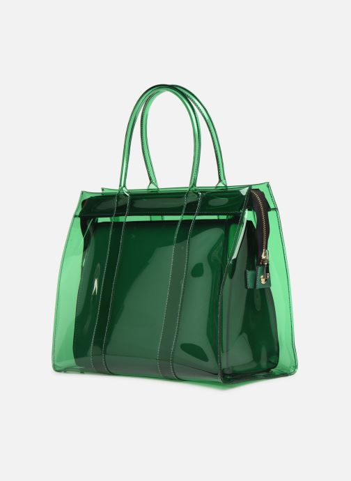 Handtassen Essentiel Antwerp Solomon medium shopper Groen rechts