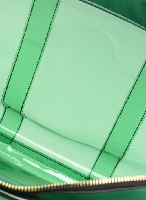 Handtassen Essentiel Antwerp Solomon medium shopper Groen achterkant