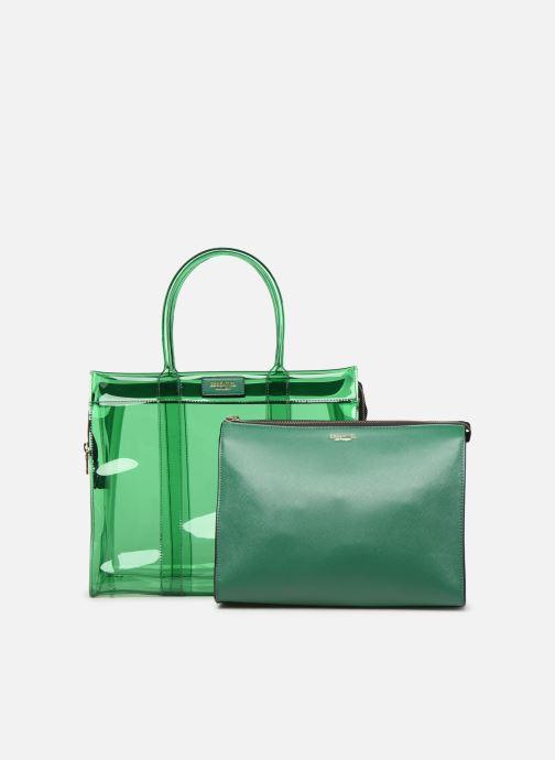 Handtassen Essentiel Antwerp Solomon medium shopper Groen links