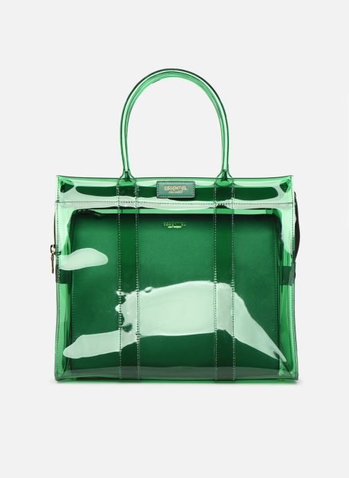 Handtassen Essentiel Antwerp Solomon medium shopper Groen detail