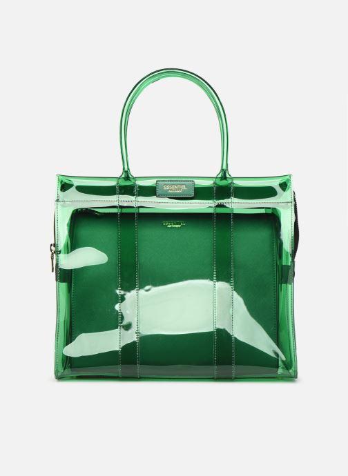 Handtassen Essentiel Antwerp Solomon medium shopper Groen detail