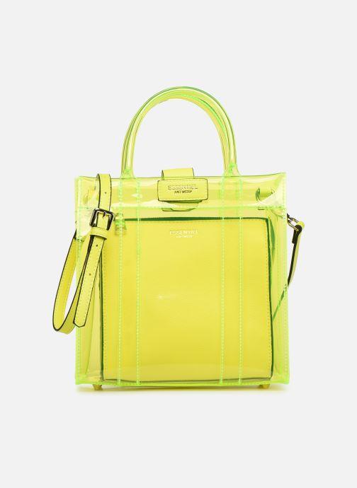 Handtaschen Essentiel Antwerp Smooch small shopper gelb detaillierte ansicht/modell