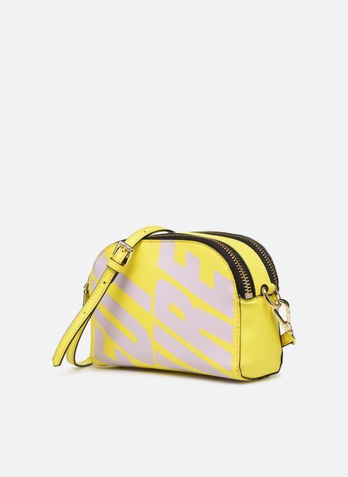 Handtaschen Essentiel Antwerp Sexy shoulderbag gelb schuhe getragen