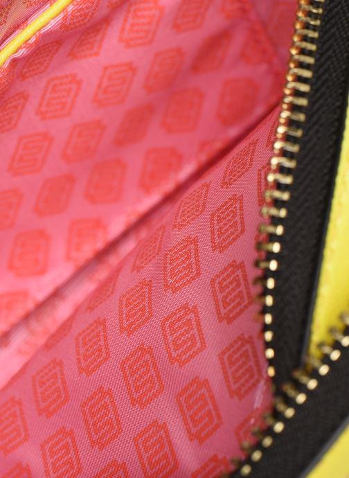 Handtassen Essentiel Antwerp Sexy shoulderbag Geel achterkant