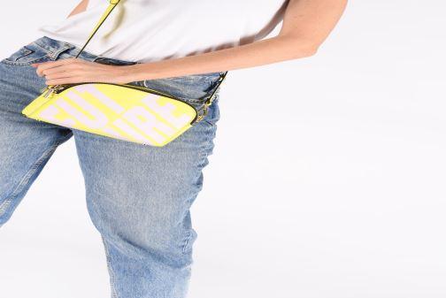 Handtaschen Essentiel Antwerp Sexy shoulderbag gelb ansicht von oben
