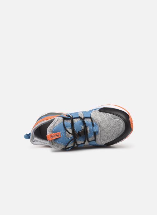 Sneakers Kangaroos Rooki SL Azzurro immagine sinistra