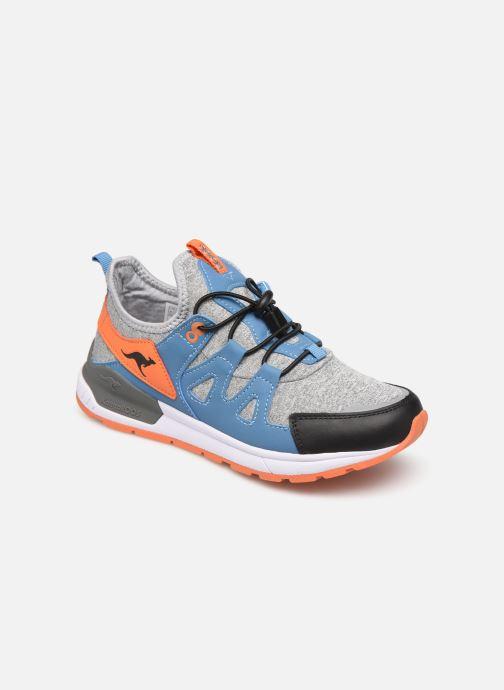 Sneakers Kangaroos Rooki SL Azzurro vedi dettaglio/paio