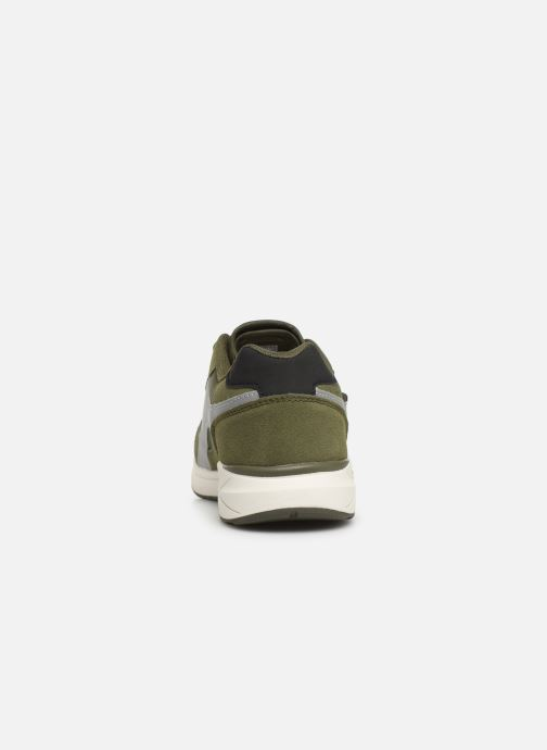 Trainers Kangaroos Kiroo Green view from the right