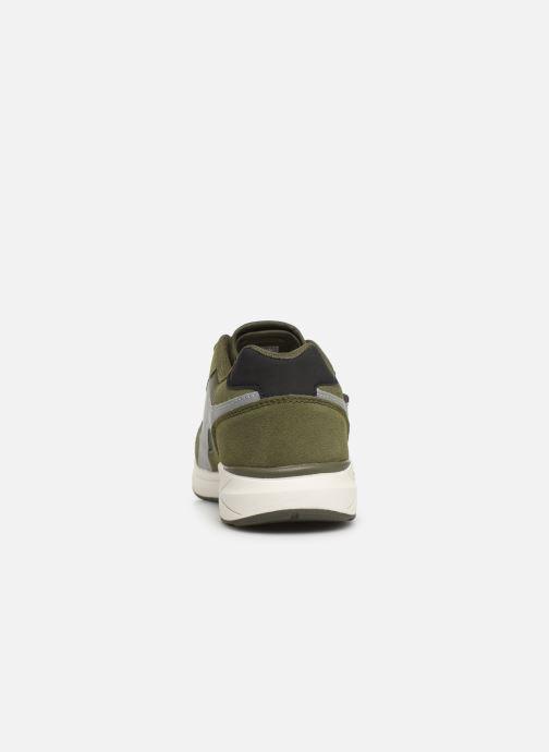 Sneakers Kangaroos Kiroo Verde immagine destra