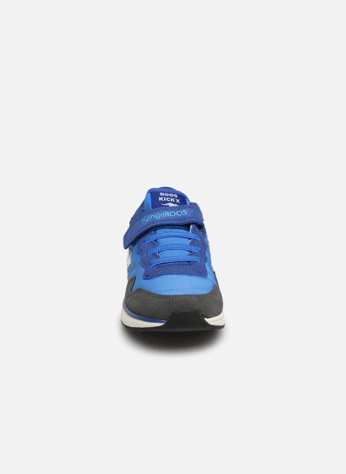 Baskets Kangaroos Invader RK Bleu vue portées chaussures