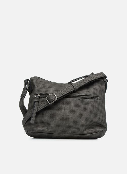 Handbags Tamaris Adrianna Crossbody S Grey front view