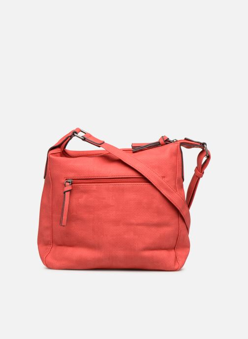 Handbags Tamaris Adrianna Hobo S Red front view