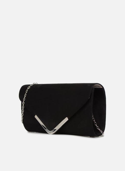 Handbags Tamaris Brianna Clutch Black model view