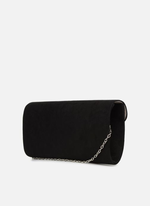Handbags Tamaris Brianna Clutch Black view from the right