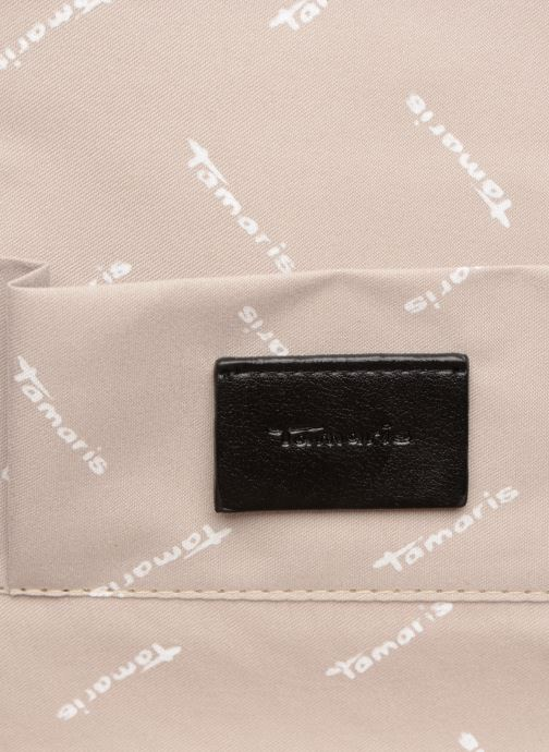 Handbags Tamaris Brianna Clutch Black back view