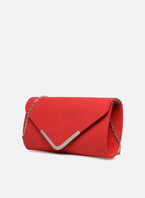 Handtassen Tamaris Brianna Clutch Rood model