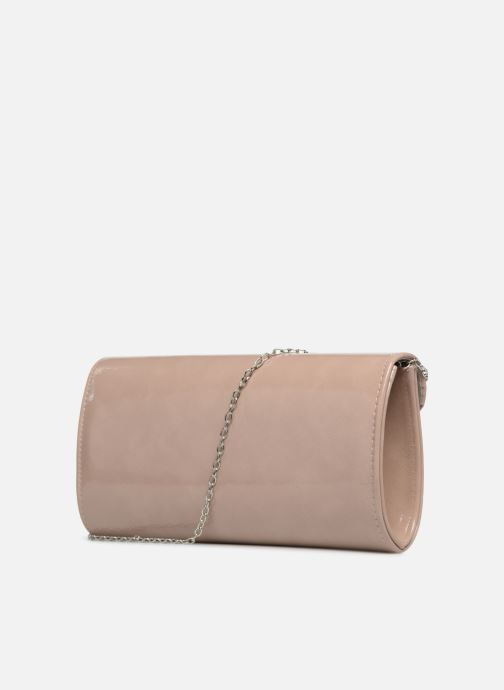Handtassen Tamaris Brianna Clutch Roze rechts