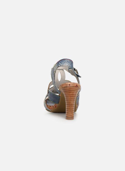 Sandales et nu-pieds Laura Vita Alcbaneo 209 Bleu vue droite