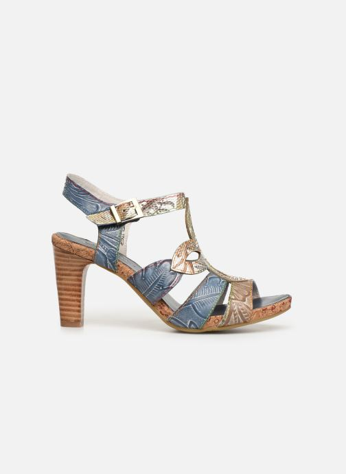 Sandales et nu-pieds Laura Vita Alcbaneo 209 Bleu vue derrière