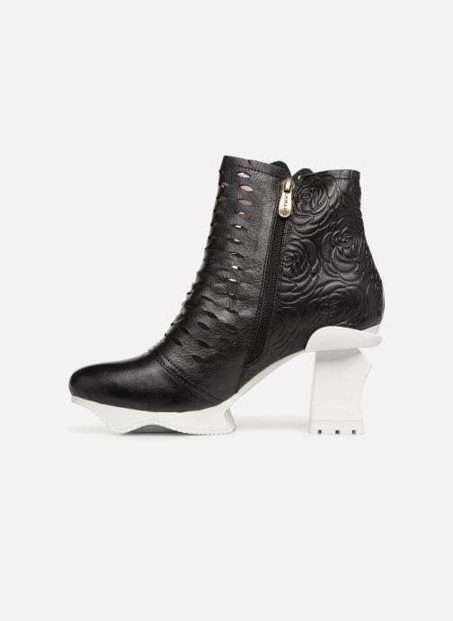 Bottines et boots Laura Vita Armance 06 Noir vue face