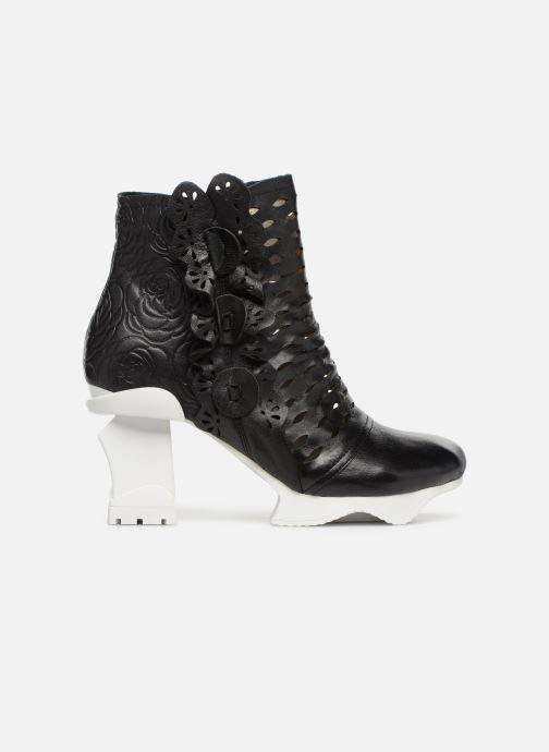 Bottines et boots Laura Vita Armance 06 Noir vue derrière