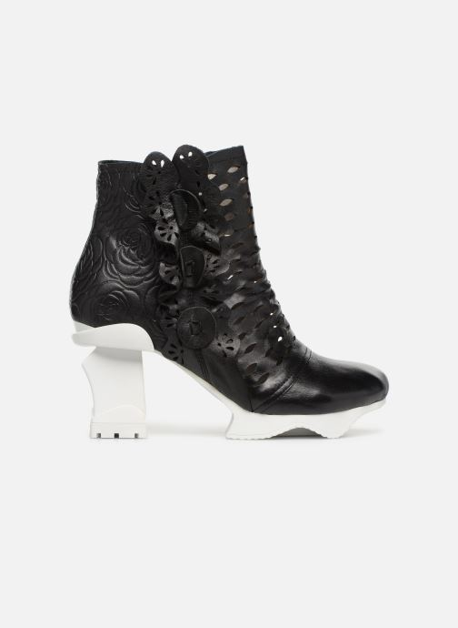 Ankle boots Laura Vita Armance 06 Black back view