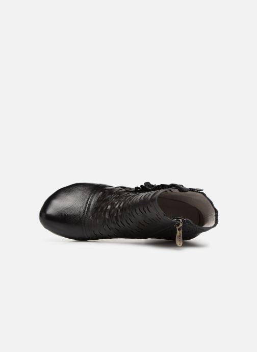 Bottines et boots Laura Vita Armance 06 Noir vue gauche