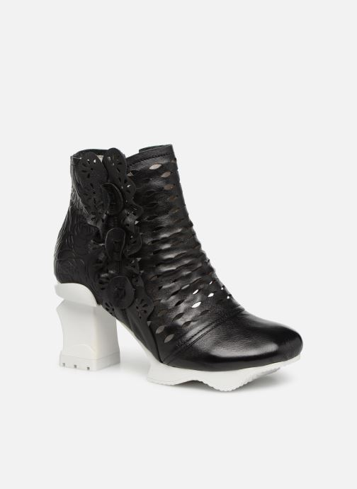 Ankle boots Laura Vita Armance 06 Black detailed view/ Pair view