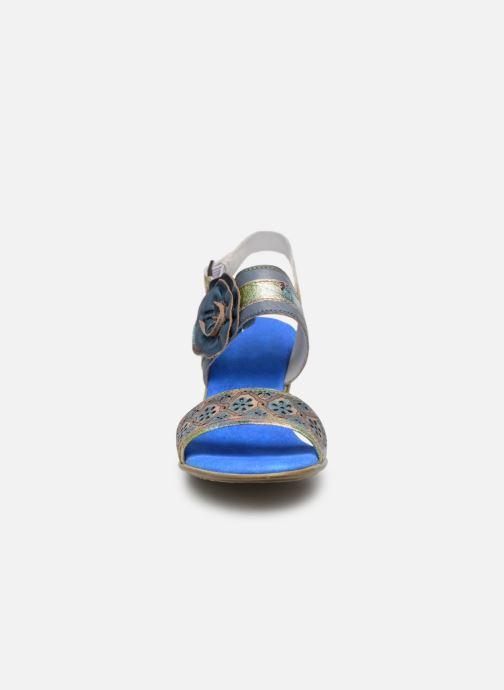 Sandals Laura Vita Becttinoo 34 Blue model view
