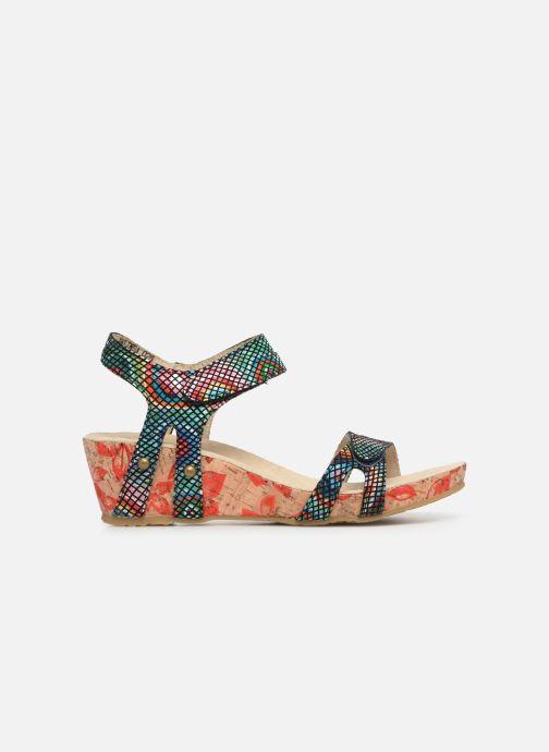 Sandali e scarpe aperte Laura Vita Belinda 028 Nero immagine posteriore