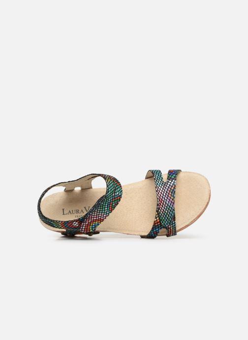 Sandali e scarpe aperte Laura Vita Belinda 028 Nero immagine sinistra