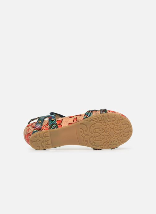 Sandali e scarpe aperte Laura Vita Belinda 028 Nero immagine dall'alto