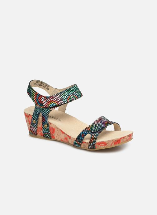 Sandali e scarpe aperte Laura Vita Belinda 028 Nero vedi dettaglio/paio
