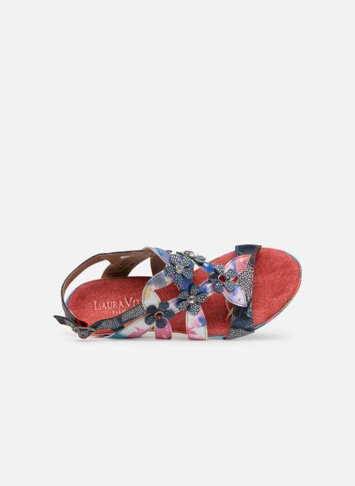 Sandali e scarpe aperte Laura Vita Benoit 11 Rosso immagine sinistra