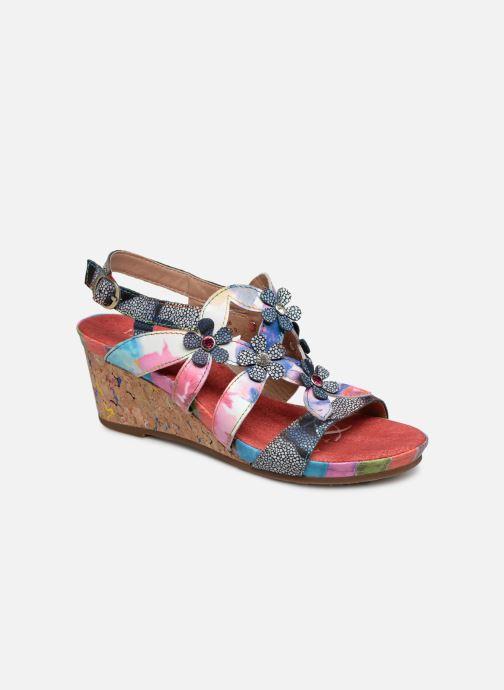 Sandali e scarpe aperte Laura Vita Benoit 11 Rosso vedi dettaglio/paio