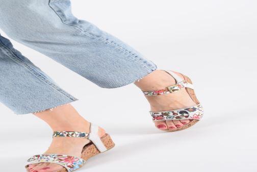 Laura Vita Bicngoo 91 (Blanc) - Sandales et nu-pieds (355816)