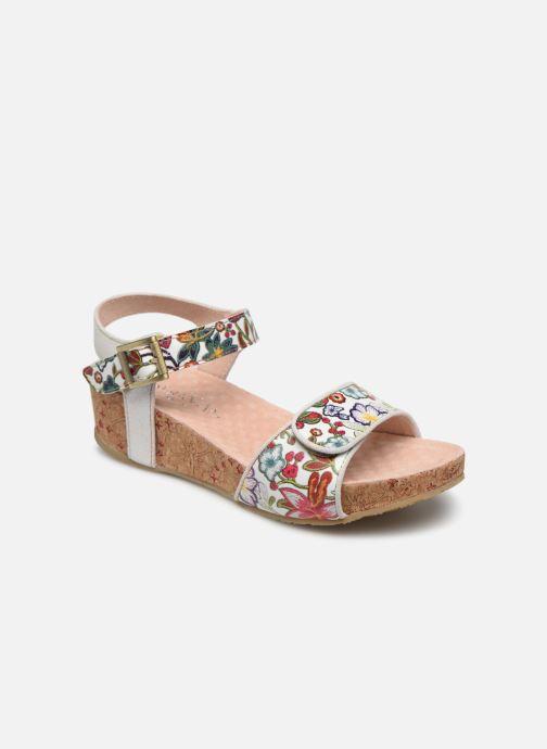 Sandaler Laura Vita Bicngoo 91 Hvid detaljeret billede af skoene