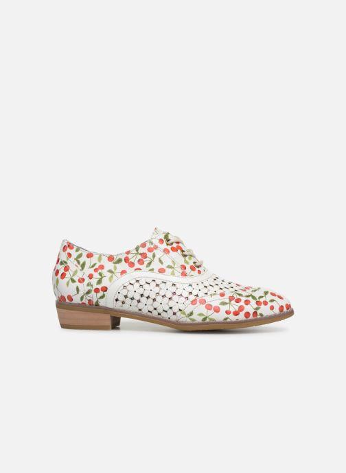 Chaussures à lacets Laura Vita Claudie 10 Blanc vue derrière