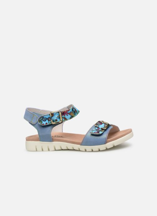 Sandales et nu-pieds Laura Vita Docbbyo 039 Bleu vue derrière