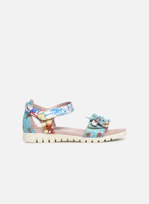 Sandales et nu-pieds Laura Vita Docbbyo 60 Bleu vue derrière
